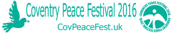 Coventry Peace Festival 2016