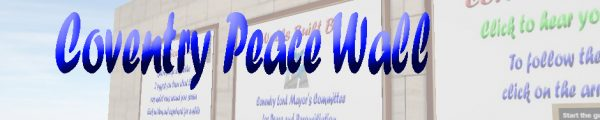 Coventry Peace Wall
