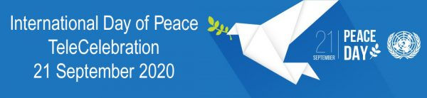 International Day of Peace 2020 TeleCelebration