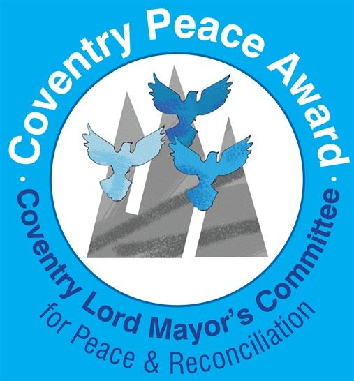 Peace Award Circular Logo Trimmed 500