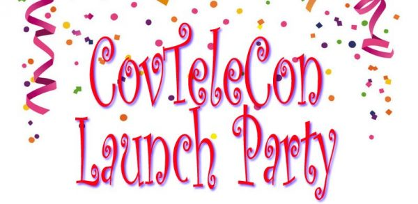 CovTeleCon Website Launch Party