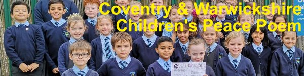 Record Number of Entries for Children's Peace Poem Competition