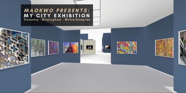 My City - Virtual Art Exhibition